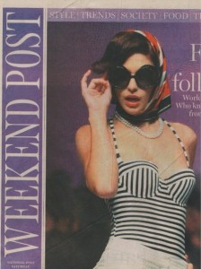 fashionweek in national post