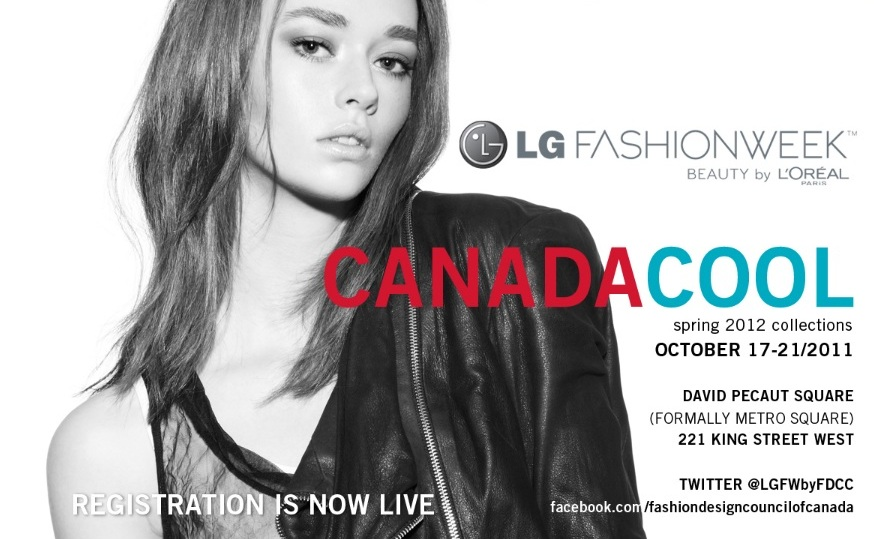 Toronto Fashion Week Oct 17-21