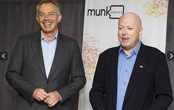 Munk Debates - Telegraph UK (Photo Credit)